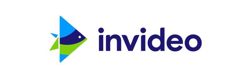 Logo da empresa invideo