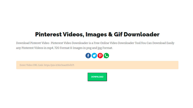 Como baixar vídeos com o Experts Tool