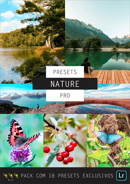 Fotos de paisagens e animais
