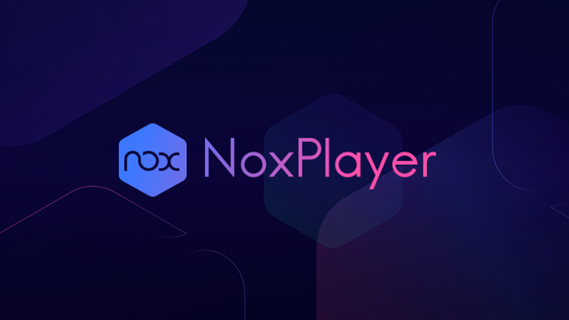 logo do emulador Nox Player