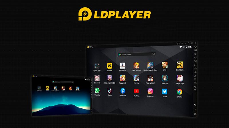 logo do emulador LDPlayer