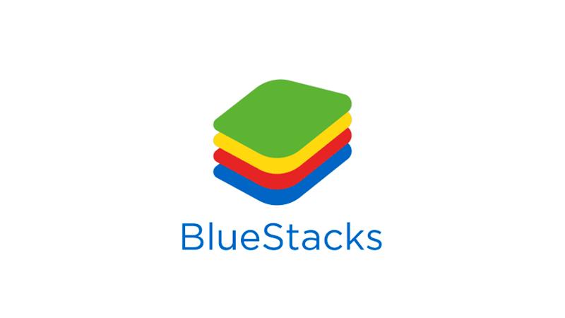logo do emulador BlueStacks