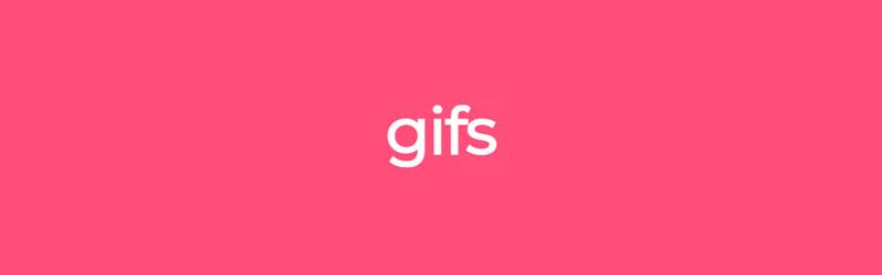 Logo gifs