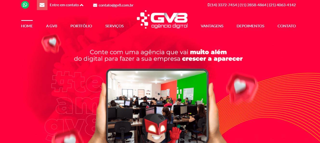 Agência GV8