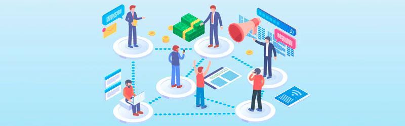 empresa com estrutura de marketing multinível