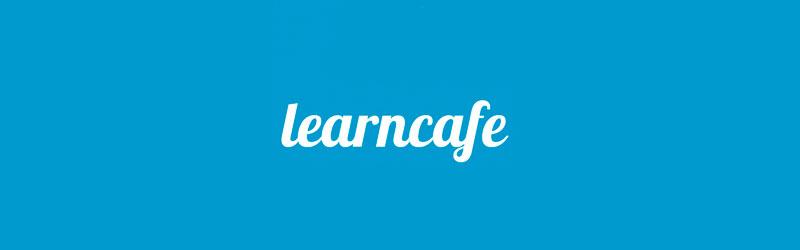 Logo da plataforma Learncafe