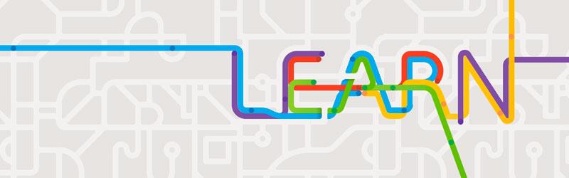 Logo da plataforma Microsoft Learn