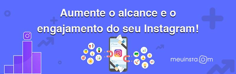 Logo do Meuinsta, site para ganhar seguidores no Instagram