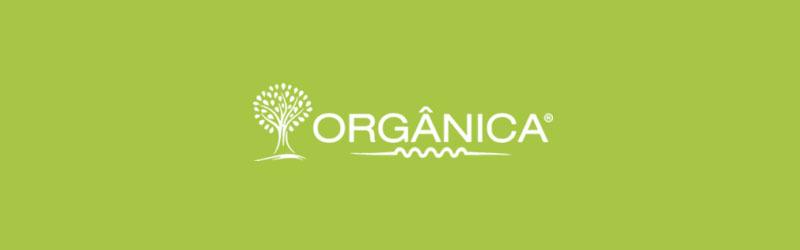 Logo da franquia Orgânica