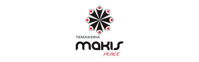 Logo da franquia Temakeria Makis Place