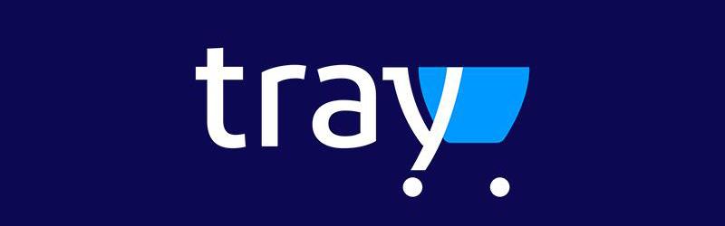 Logo do shopping virtual Tray