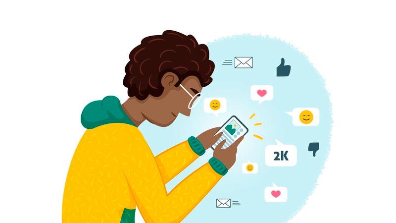 Gestor de social media