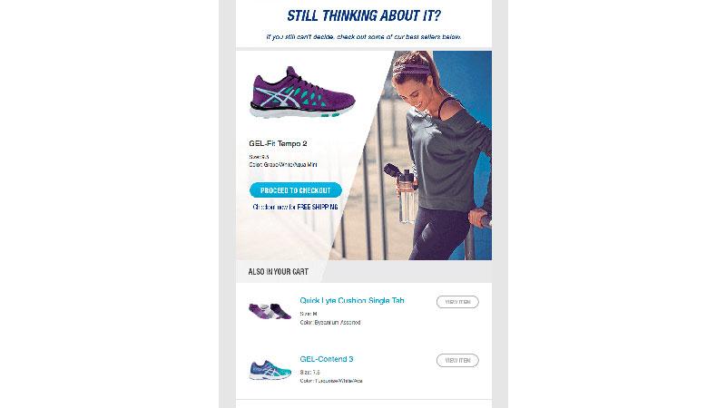 Template de e-mail marketing do Dinamize