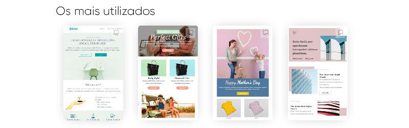 Template e-mail marketing Mailify