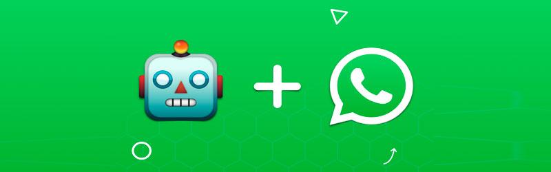Emoji de robô, símbolo de Soma e ícone do WhatsApp