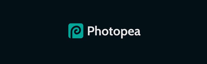 Logo do editor de imagens Photopea