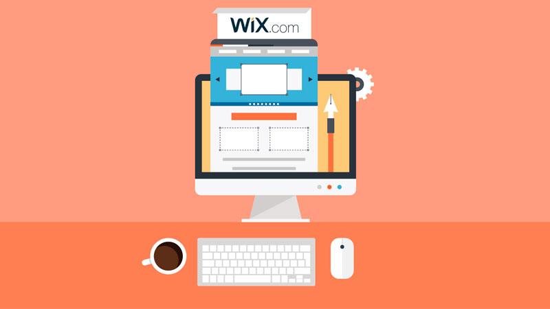 Wix editor