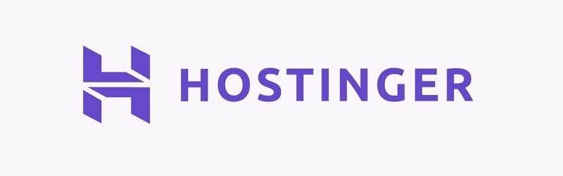 Hostinger's logo'