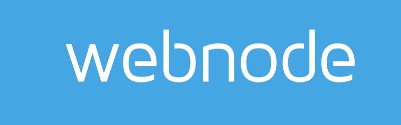 Webnode's logo
