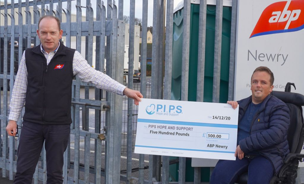 ABP Group's Business Donation for Christmas