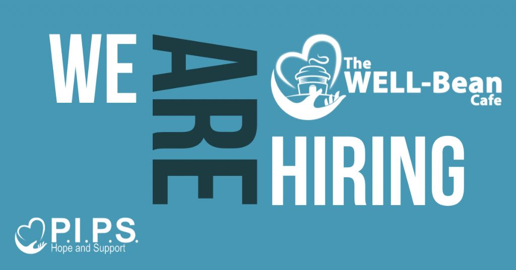 We Are Hiring - Counsellors for The WELL-Bean Cafe