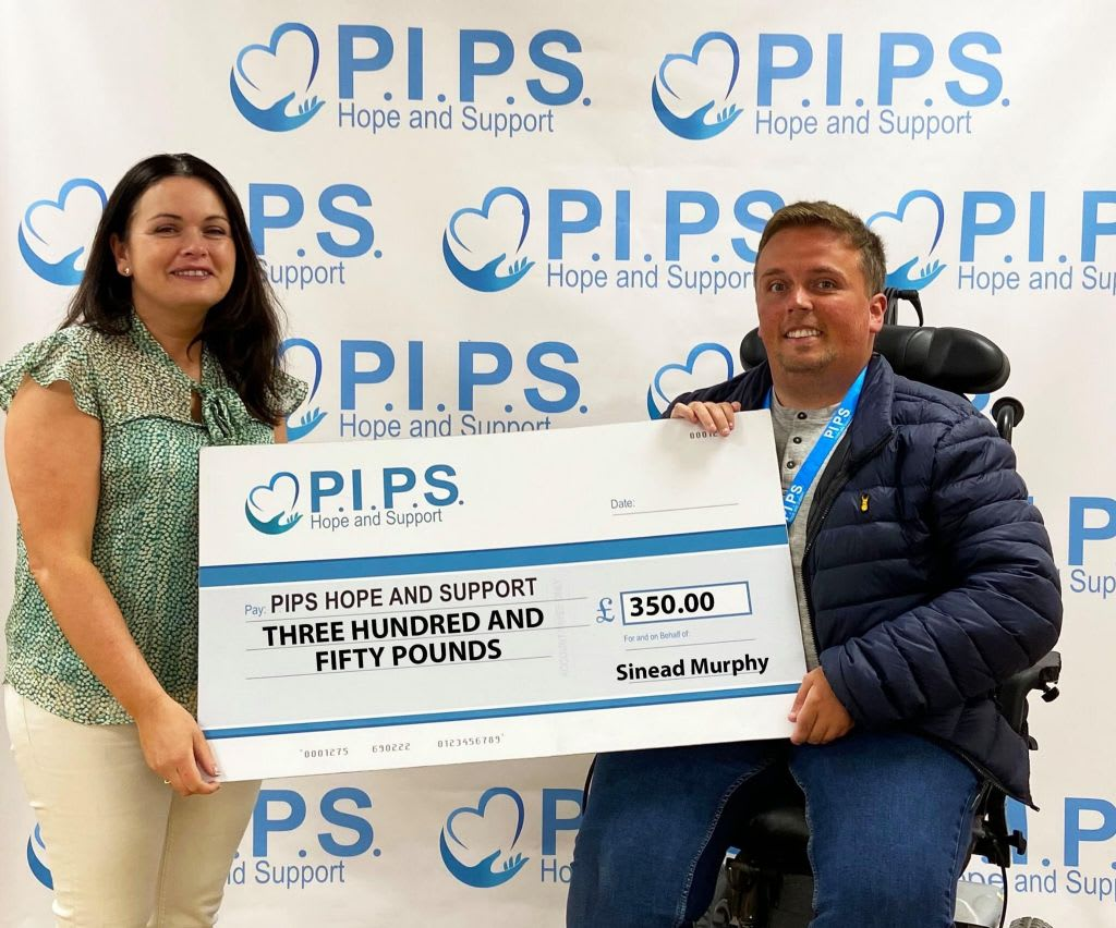 Sinead's Sing For PIPS Supports Crisis Counselling Services