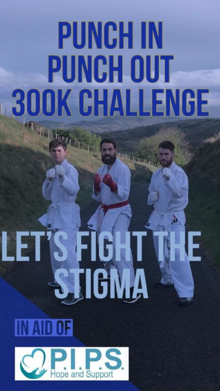 McNulty Brothers 300K for Suicide Prevention