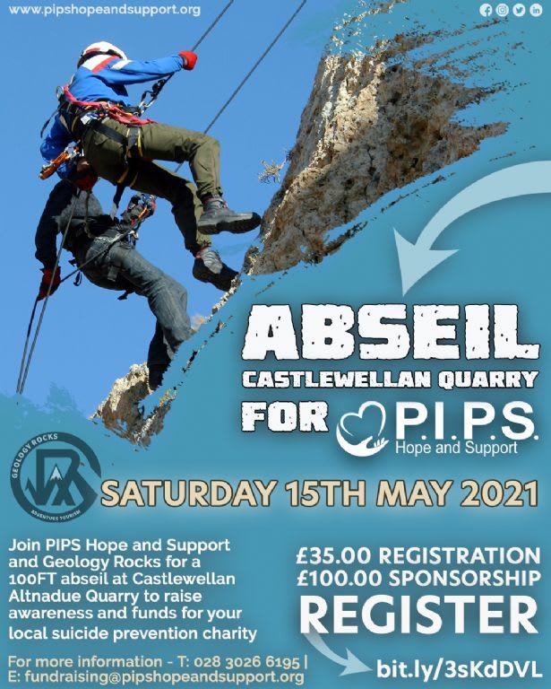 Abseil May 2021