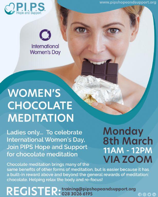 Women's Chocolate Meditation