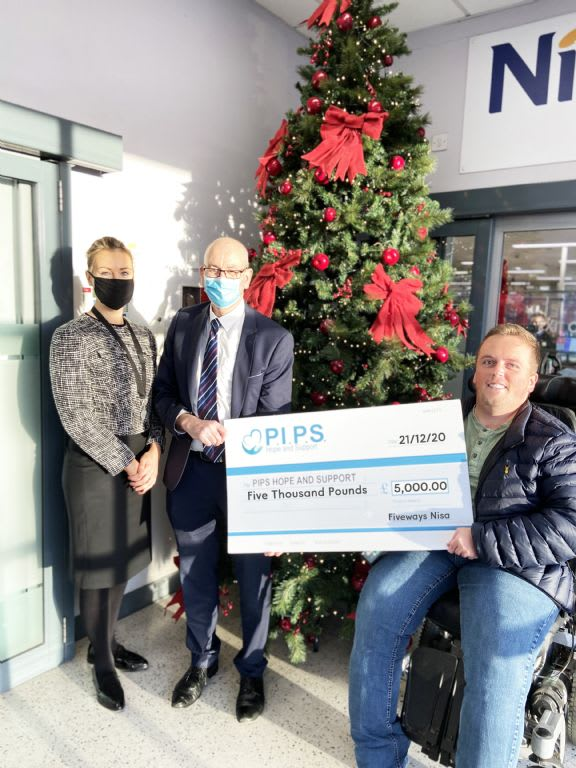 Fiveways Supermarket WINS for Thousands for Suicide Prevention