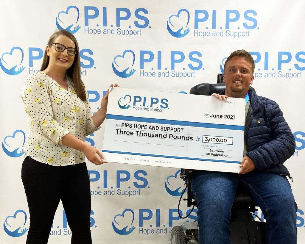 GP Federations' Donation to Support Mental Wellbeing