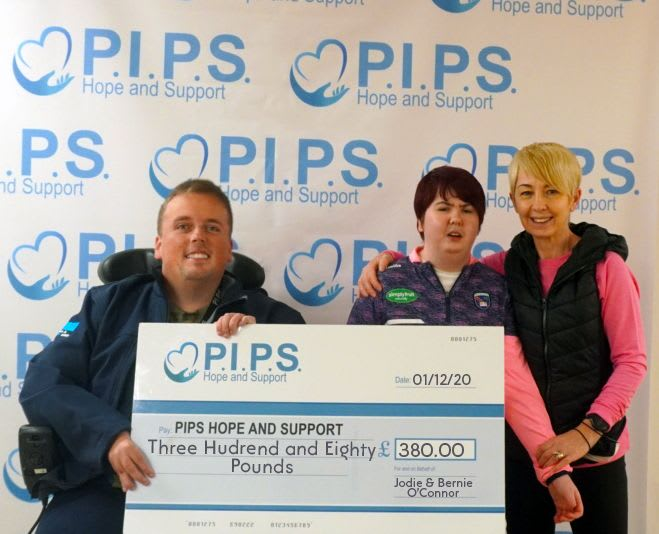 O'Connor Ladies Fundraiser for PIPS