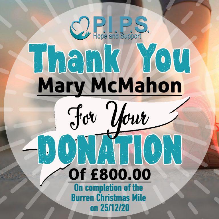 Mary McMahon's - Burren Christmas Mile