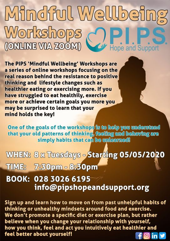 Online Mindful Wellbeing