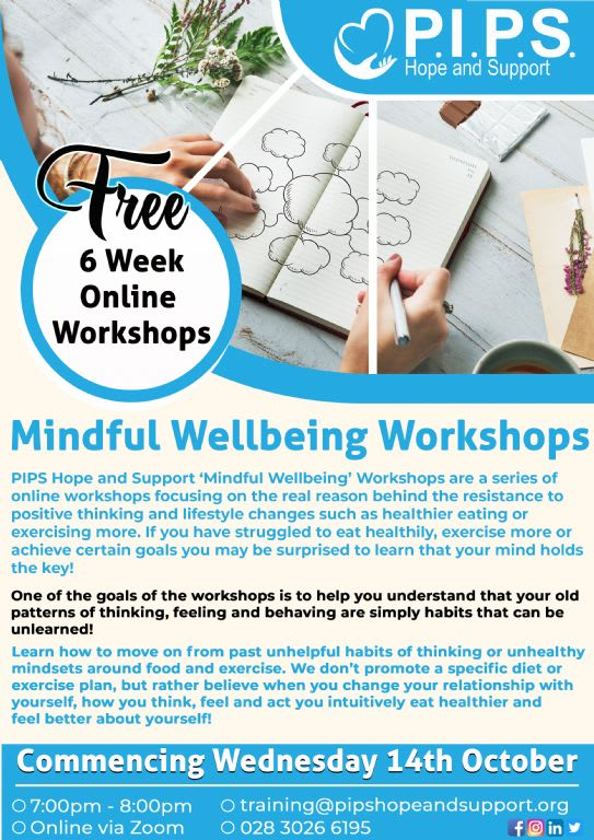 Mindful Wellbeing Workshops