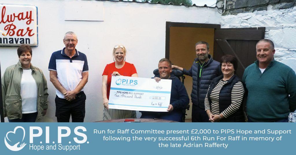 Run for Raff Raises £8,000 for Local Charities