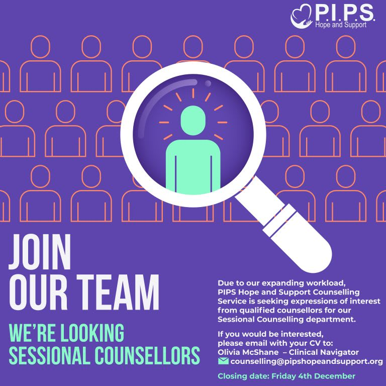 Sessional Counsellors