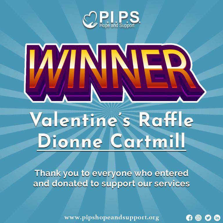 Valentines Hamper Raffle - Winner Announced