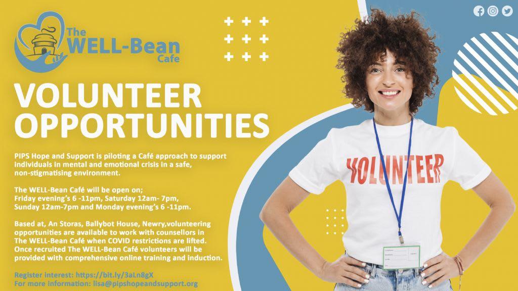 Volunteer For Us