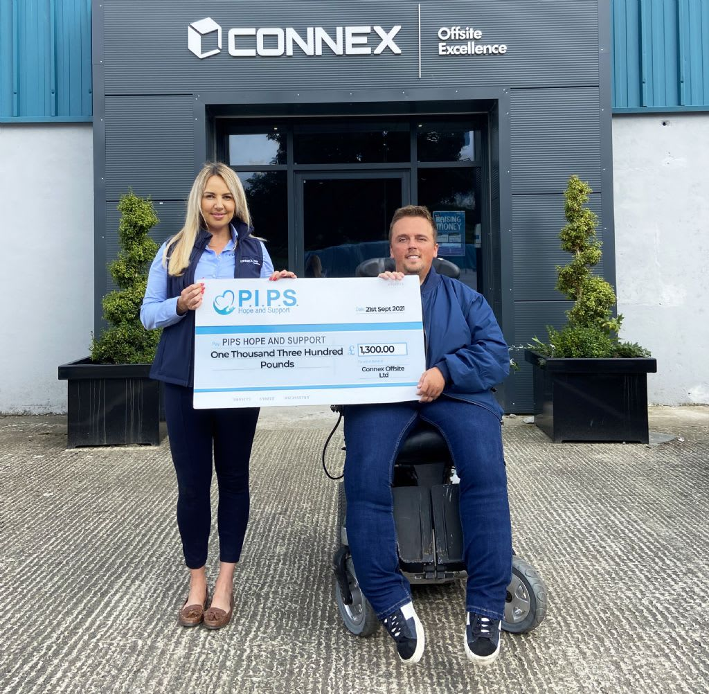 Connex Offsite Ltd Host Coffee Morning for World Suicide Prevention Day