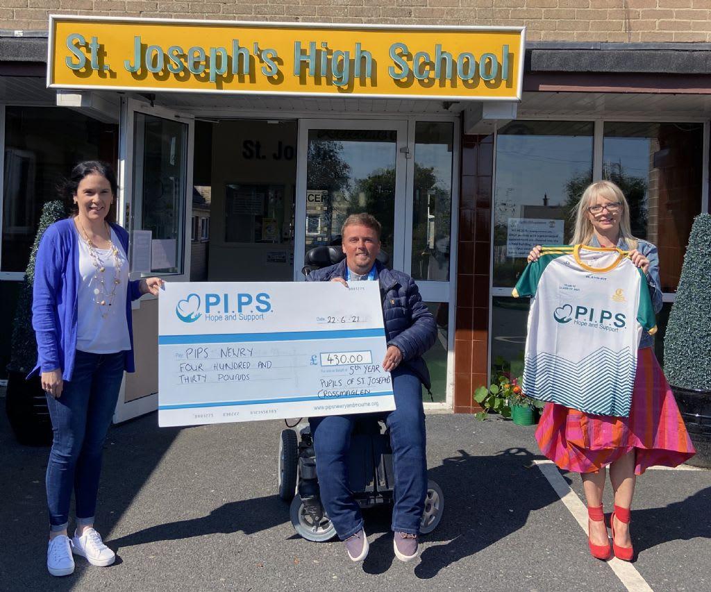 St Joseph's High School Crossmaglen Fundraiser