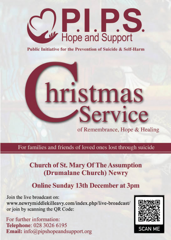 Annual Christmas Service - 13th December 2020