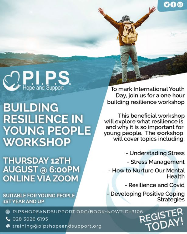 Building Resilience In Young People