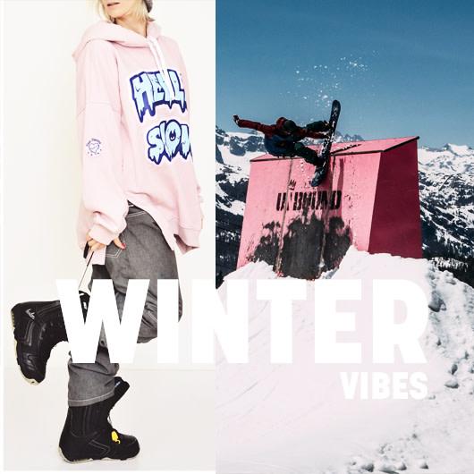 Winter Vibes - zimowe ciuchy