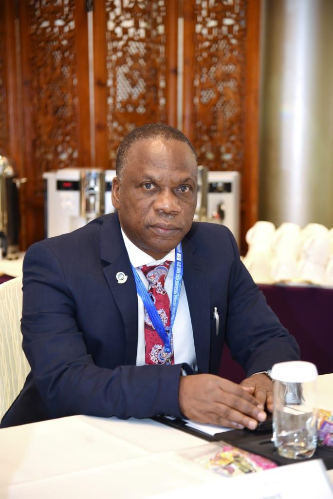 DIRECTOR GENERAL CIIN AT THE INTERNATIONAL EXCHANGE PROGRAMME