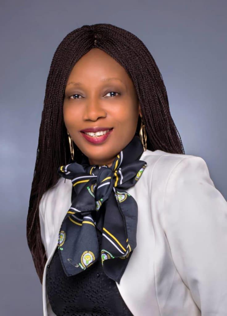 Mrs. Abimbola Tiamiyu, M.A.S, M.Sc, FIIN