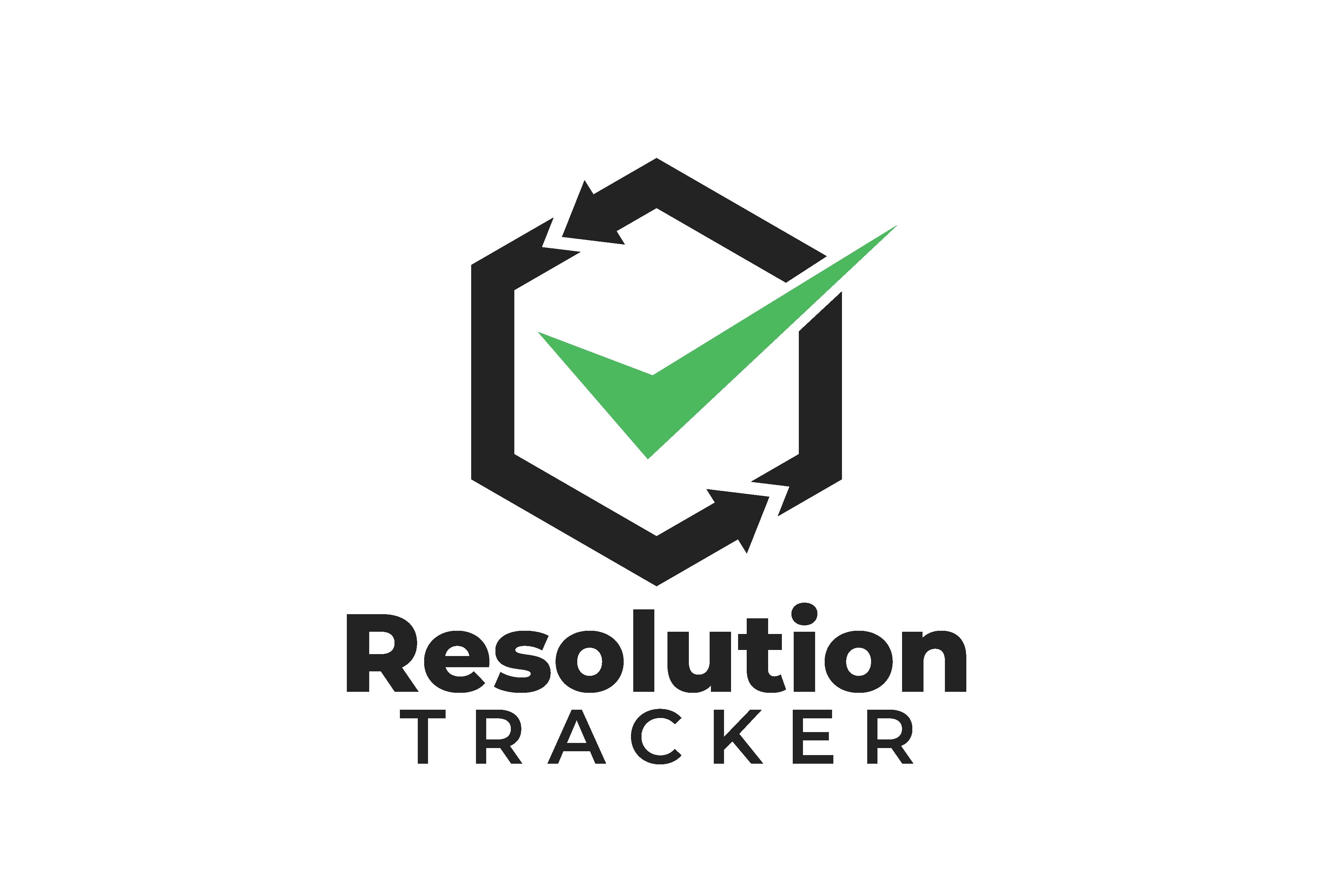 Resolution Tracker