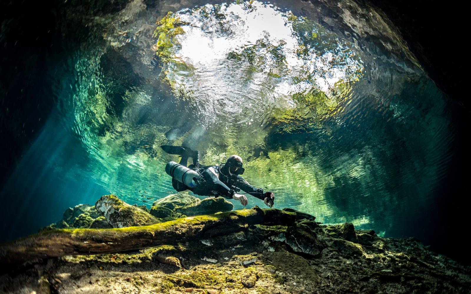 >Dreamgate Cenote