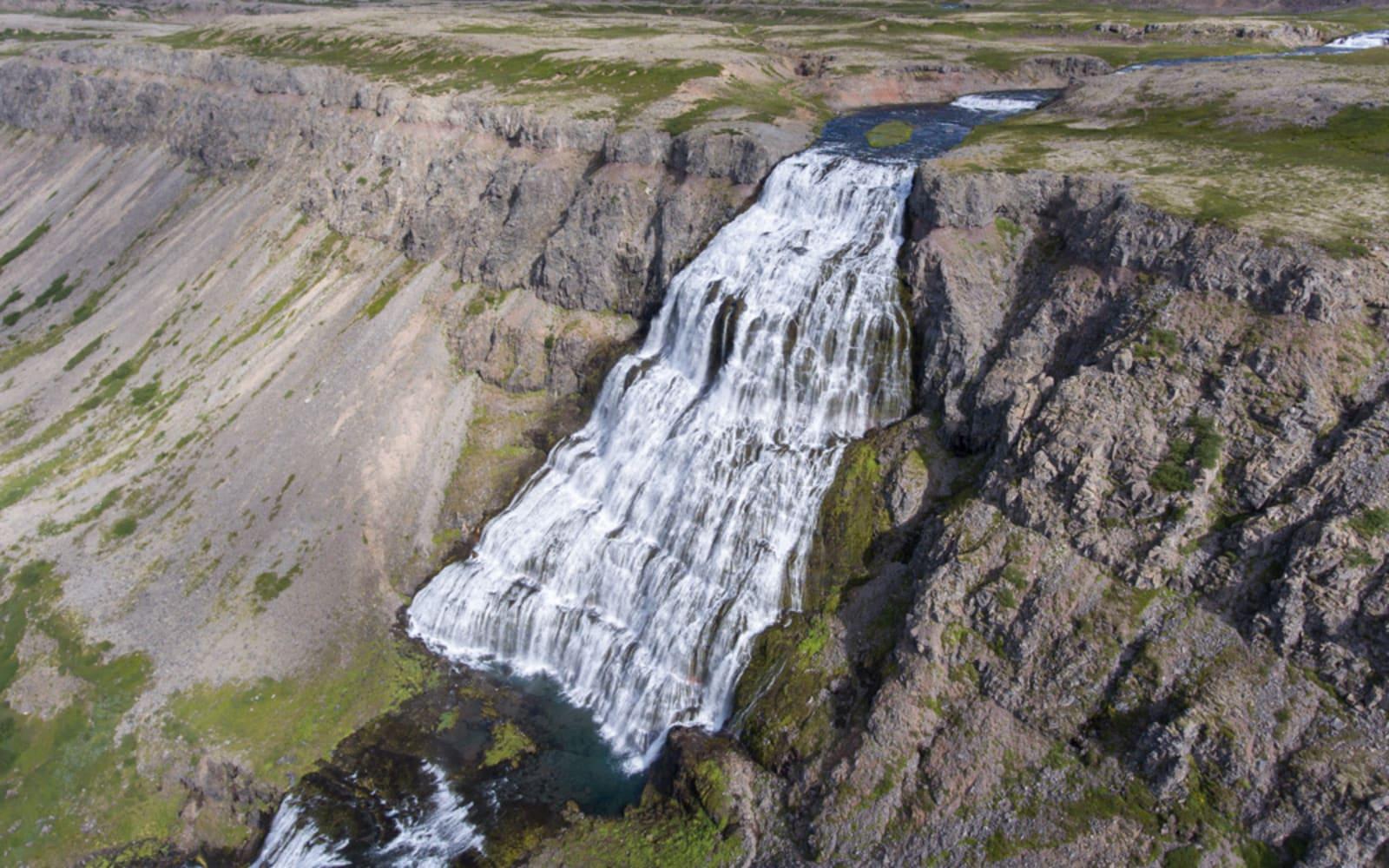 >Dynjandi, Iceland