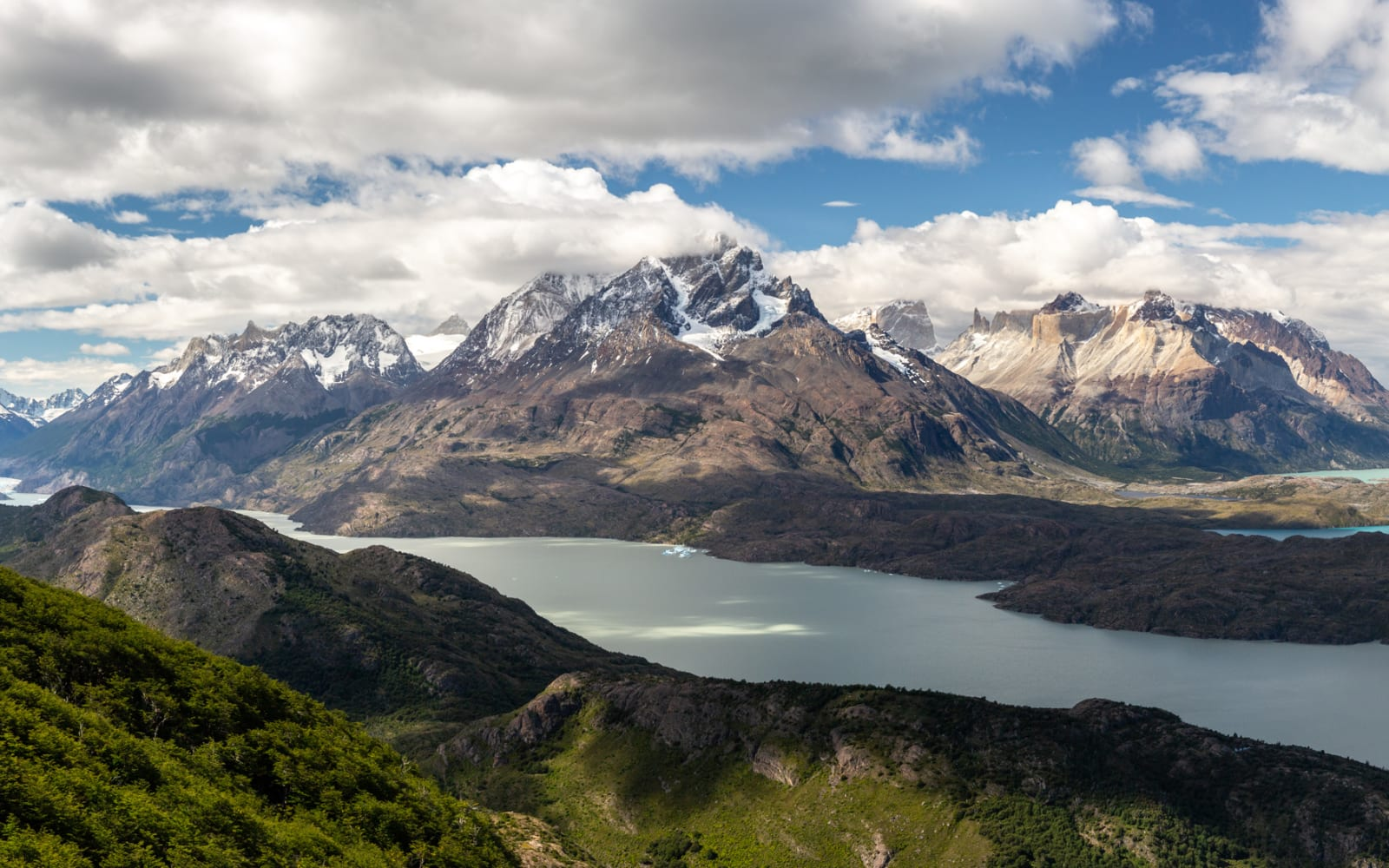 >Torres del Paine